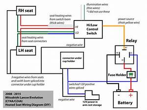 Dts Seat Heater Wiring Diagram