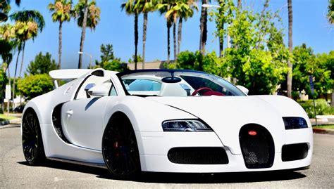 Encontre este pin e muitos outros na pasta auto de peter lombardi. Matte Pearl White Bugatti Veyron Grand Sport for Sale