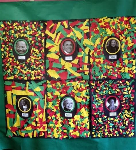 preschool black history who s who and who s new quilts for black history month 208