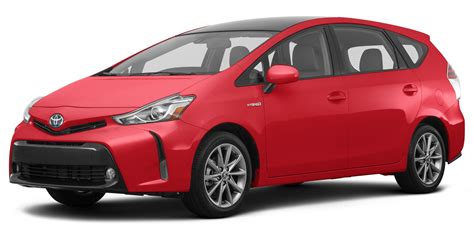 2017 Toyota Prius V Reviews, Images, And Specs