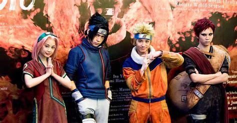anime naruto pertama rilis hollywood sedang mempersiapkan film live action naruto