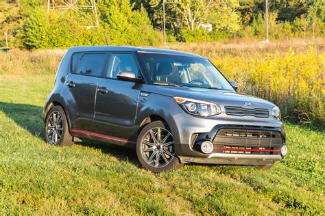 2017 Kia Soul Turbo Review Good Box With A Bad Box