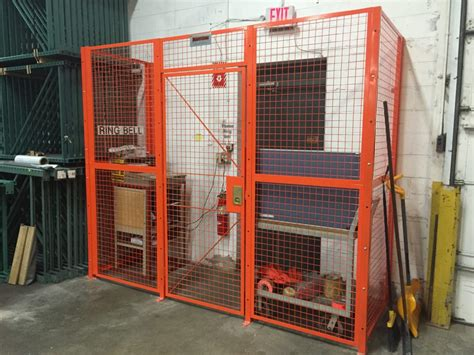 Security Cages Wire Mesh Partitions Tenant Lockers