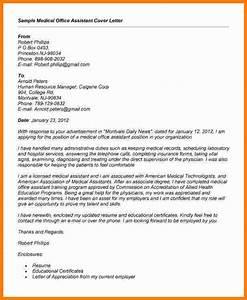 9 Job Application Letter For Doctors Ledger Paper Certified Medical Assistant Cover Letter Free Samples Medical Assistant Cover Letter Resume Genius Medical Administrative Assistant Cover Letter Sample