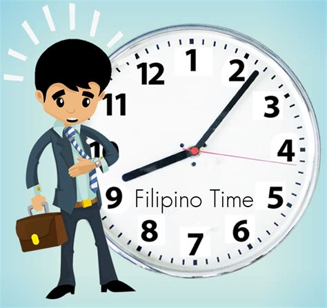 Expats' Guide Filipino Time  Philippine Primer