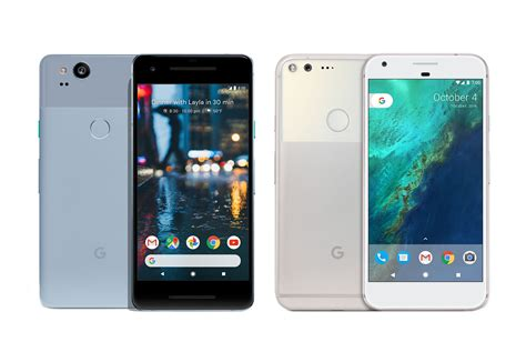 the pixel 2 vs the original pixel what s changed