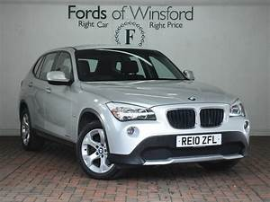 Bmw X1 Sdrive : bmw x1 sdrive 20d se 5dr step auto silver 2010 in winsford cheshire gumtree ~ Melissatoandfro.com Idées de Décoration