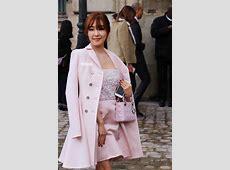 Tiffany 160304 Dior Fashion Show Manuth Chek's SoShi Site