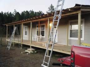 homes with porches 9 beautiful manufactured home porch ideas