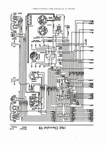 I Need A Complete Wiring Diagram For A 1962 Chevy Impala
