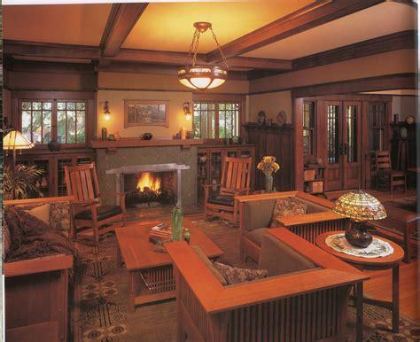 craftsman living room craftsman interiors craftsman