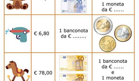 schede didattiche sull euro  bambini della scuola