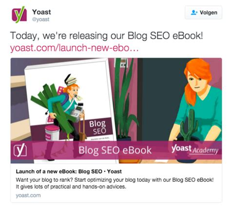 Seo Ebook by Social Media Optimization With Yoast Seo Yoast
