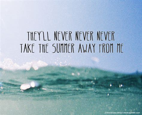 Beach Quotes And Sayings Quotesgram