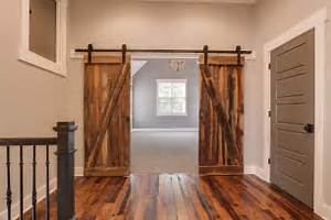 2017s home decor trends what to look out for for Barnwood pocket door