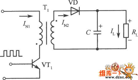 Single Ended Flyback Converter Switching Power Supply