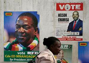 Zimbabwe election results expected as vote counting underway