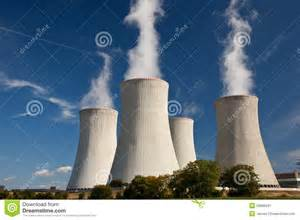 Nuclear Power Plant Cooling Tower