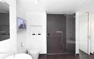 Farbe Weiß Streichen : dekoideen badezimmer farbe braun und wei ~ Whattoseeinmadrid.com Haus und Dekorationen