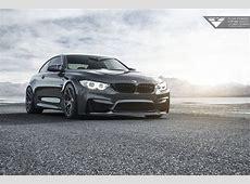 Mineral Gray Metallic BMW M4 By Vorsteiner