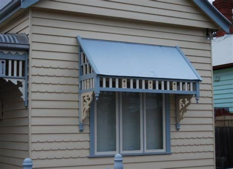 beautiful  functional curb appeal  window awnings