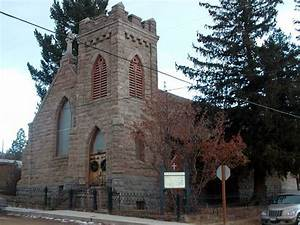 St. Paul's Episcopal Church Virginia City, Montana - About ...