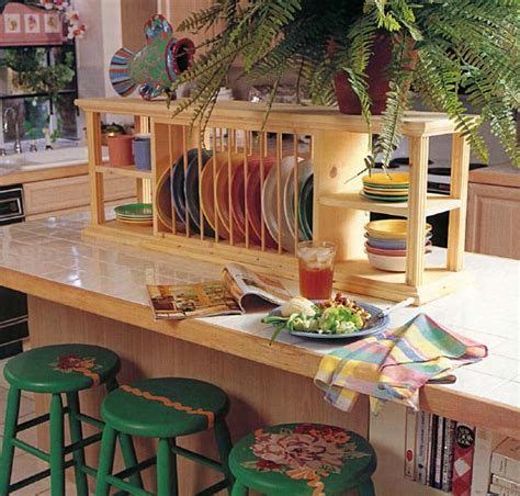 plate rack plans plans woodworking narrow