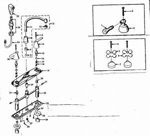 Sears Kitchen Sink Faucet Parts