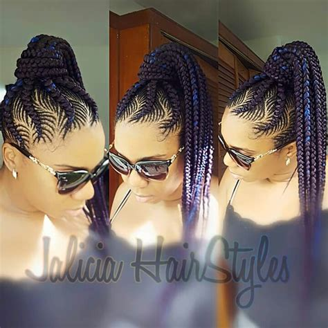 naturally fantastic cornrow styles   energize