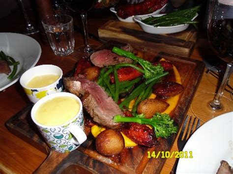 chateaubriand cuisine chateaubriand picture of sticky walnut chester