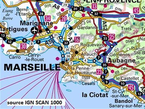 Carte Sud Cassis by D 233 Couvrir Les Calanques Entre Marseille Et Cassis