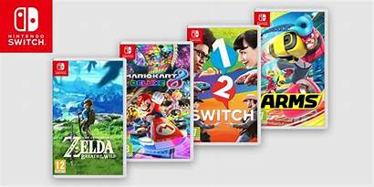 Nintendo Switch Games Amazing