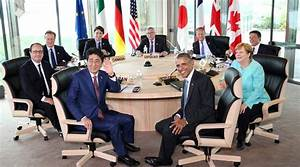 G7 summit: 'Global growth is urgent priority', say world ...