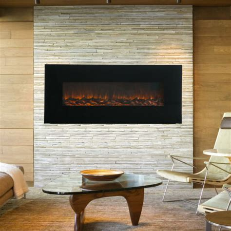 bionaire bfh um electric fireplace heater  remote