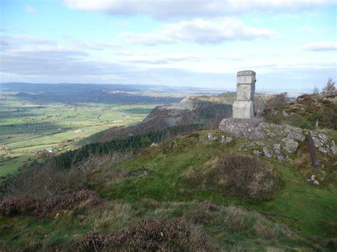 Moel Y Golfa  Wales  Uk Hills & Mountain Guide