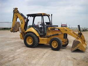 Caterpillar 420e And 430e Backhoe Loader Electrical System