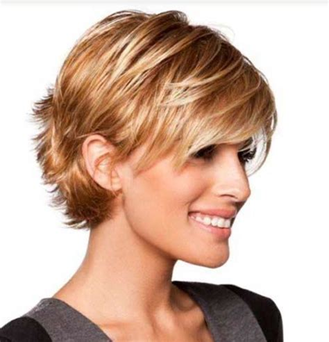 long layered pixie tucked   ears sassy cuts