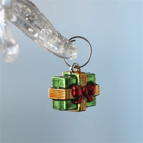 icicle christmas tree with ornaments on sale holiday