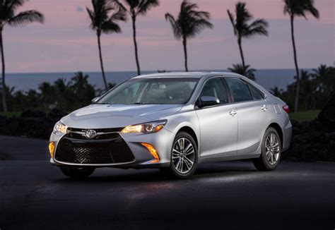 Toyota Camry 2015 Review by Test Drive 2015 Toyota Camry Se Review Carprousa