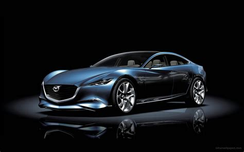 2011 Mazda Shinari Concept 2 Wallpaper