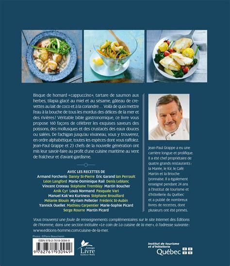 la cuisine du gibier à poil d europe livre la cuisine de la mer poissons mollusques
