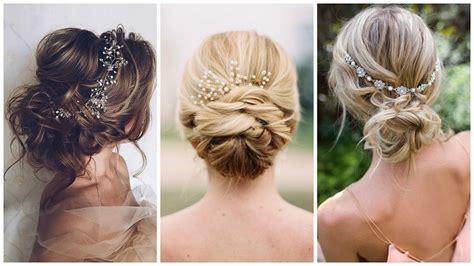amazing wedding hairstyles  long hair