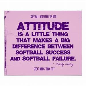 Softball Quotes Motivational Inspirational. QuotesGram