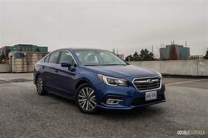 2019 Subaru Legacy 2 5i Touring Review
