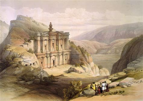 The Discovery Of Petra History Today