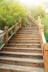 Pyramide Aus Holz Selber Bauen : wangentreppe aus holz selber bauen anleitung in 5 schritten ~ Lizthompson.info Haus und Dekorationen