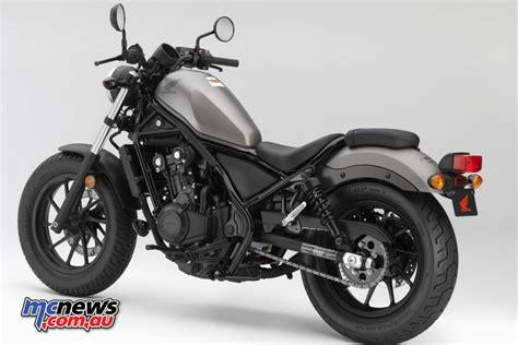 Honda Cmx500 Rebel Modification by New Retro Learner Lightweight 500 From Honda Mcnews Au