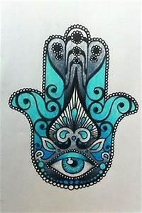 Hamsa Tattoo Meaning & Symbolism