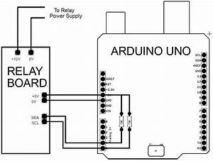 secret With arduino relay wiring