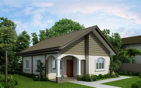carmela simple   functional small house design
